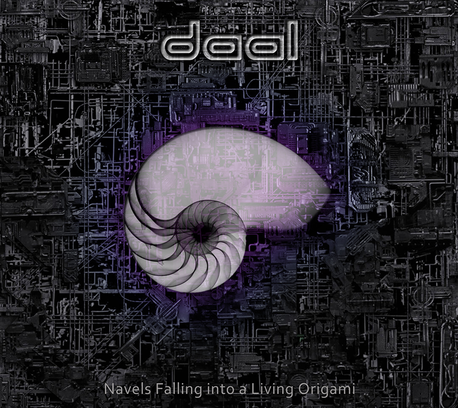 DAAL  –  Navels Falling into a Living Origami CD Digipack